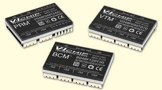 Семейство модулей V-I Chip