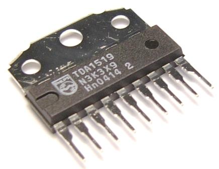 tda1519 - Схемы.