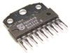 Микросхемы TDA1517 и TDA1519 полностью эдентичны по цоколевке и отличаются лишь параметрами.