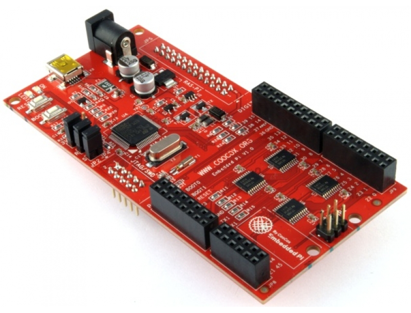 Embedded Pi - STM32 RPi to Arduino Interface Shield