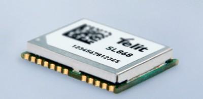 GPS-модуль Telit SL868