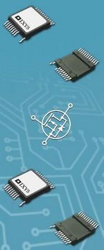 Транзистор Ixys MMIX1F44N100Q3