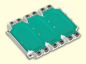 Новые Six-Pack модули IGBT