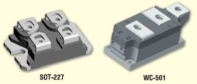 Тиристорные модели IXYS