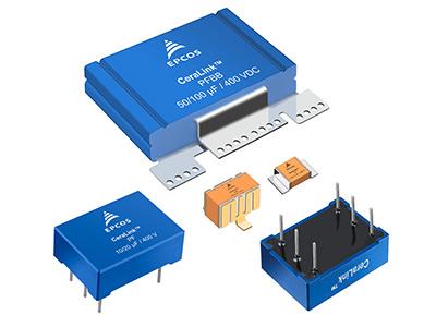 конденсаторы Epcos CeraLink
