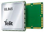 Telit UL865-NAD, UL865-EUD
