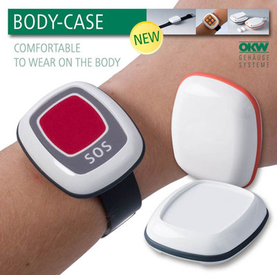 Корпус BODY-CASE OKW