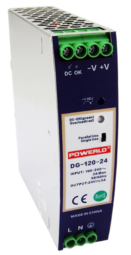 Power LD серия DG-120