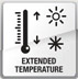 Extended Temperature mode