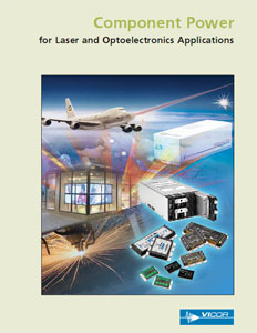 Vicor Lase And Optoelectronics Catalogue
