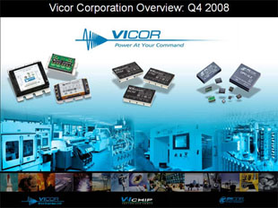 Vicor Railway Applications Catalogue