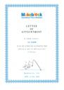 Certificate Makeblock