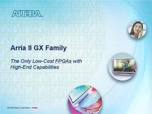 Arria II GX