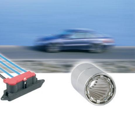 Автомобильные разъёмы Amphenol: Серия Radsok