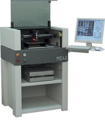 Дозатор пасты и клея Mechatronika MD40