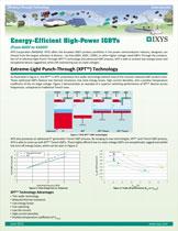 Ixys Энергоэффективные мощные IGBT