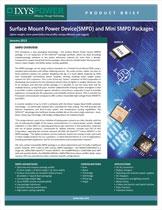 Ixys Семейства SMPD транзисторов