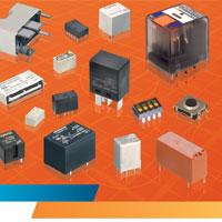 Короткий каталог реле і перемикачів  TE Connectivity (Tyco Electronics)