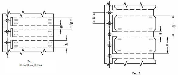 Кабельные маркеры Tyco HTCM-SCE