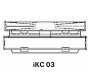 Кабельные клипсы Tyco iKC03
