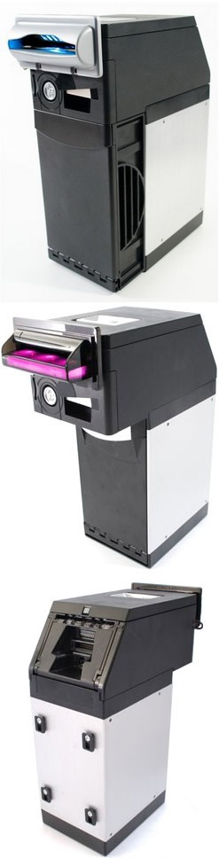 Банкнотоприймач NV200