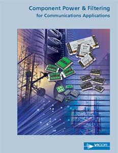 Vicor Communications Catalogue
