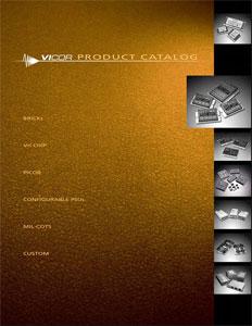 Завантажити загальний каталог продукції Vicor